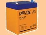 Аккумуляторная батарея (АКБ) к ибп Delta HR 12-5.8 (12В/5.8 А·ч) 12-5.8 - фото