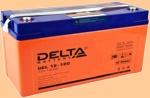 GEL 12-120 Батарея для ибп Delta - фото