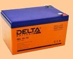 DELTA GEL 12-15 Аккумуляторная Батарея для ибп (1215,1212) - фото