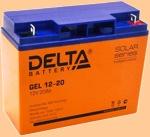GEL 12-20 Батарея для ибп Delta (1220,1218,1217) - фото