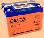GEL 12-33 Батарея для ибп Delta - фото