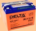 Delta DTM 1233 I Батарея для ибп - фото