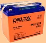 Delta DTM 1255 I Батарея для ибп - фото