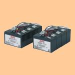 Сменный батарей (АКБ) в Apc RBC12 - фото