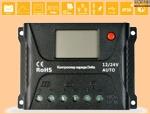 PWM 2430 Контроллеры заряда для солнечных батарей - фото