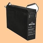 Аккумуляторная батарея к ибп (АКБ) ТС-12150 для насосов и котлов,питание систем связи - фото