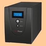ИБП CyberPower Value LCD 1500VA Black (VALUE1500ELCD) - фото