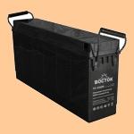 Аккумуляторная батарея к ибп (АКБ) ТС-12100 для насосов и котлов,питание систем связи - фото