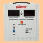 Стабилизатор POWERMAN AVS 5000D - фото