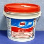 Порошок-Шок HTH 5 кг (Гипохлорит кальция 76056) - фото