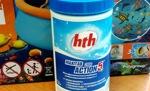 Комплексный препарат,MAXITAB ACTION 5 ,Многофункциональные таблетки стабилизированного хлора 5 в 1 - 1,2 кг - фото