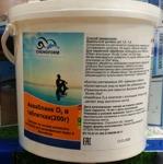 Активный кислород аквабланк О2 в таблетках 20/200 гр., 5 кг (Химия для бассейна) - фото