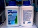 Альгитинн 0,5 л ( Химия для бассейна ) - фото