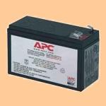 Сменный батарей (АКБ) в Apc RBC17 - фото