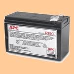 Сменный батарей (АКБ) в Apc RBC110 - фото