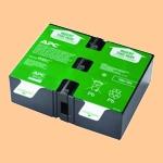 Сменный батарей (АКБ) в Apc RBC123 - фото