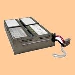 Сменный батарей (АКБ) в Apc RBC133 - фото