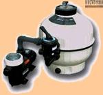 Песочный фильтр-насос AZURO 21 PROFI - фото