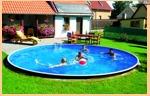 Azuro 401 DL+фильтр Hayward (7м3/ч), насос Glong.Каркасный Морозостойкий бассейн - фото