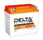 Аккумулятор стартерный Delta CT 1205 (5 А·ч) 1205 (YTX5L-BS) - фото