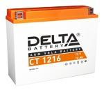 Аккумулятор стартерный Delta CT 1216 (16 А·ч) 1216 (YB16AL-A2) - фото