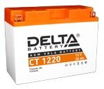 Аккумулятор стартерный Delta CT 1220 (20 А·ч) 1220 (Y50-N18L-A3,YTX24HL-BS,YTX24HL) - фото