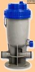Дозатор хлора полуавтоматический AZURO для таблеток 200гр - фото