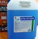 Альгитинн, 10л (Химия для бассейна) - фото