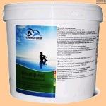 Флокфикс гранулированный, 5 кг. Chemoform (Химия для бассейна) - фото