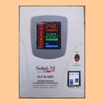 SLP-N-3000 Электронный однофазный стабилизатор напряжения, - фото