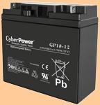 Аккумуляторная батарея для ибп 12V/18Ah CyberPower GP18-12 (1218,1217) - фото