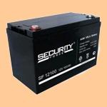 Аккумуляторная батарея Security Force SF 12100 (12В/100 А·ч) 12100 (акб) для источника бесперебойного питания - фото