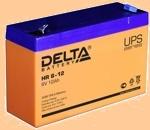 Аккумуляторная батарея (АКБ) к ибп Delta HR 6-12 (6В/12 А·ч) 6-12 (6120) - фото