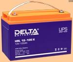 Delta HRL-X 12-100 Батарея для ибп - фото