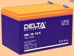 Delta HRL-X 12-12 Батарея для ибп - фото