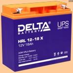 Delta HRL-X 12-18 Батарея для ибп - фото