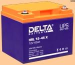 Delta HRL-X 12-45 Батарея для ибп - фото