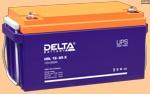 Delta HRL-X 12-65 Батарея для ибп - фото