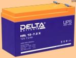 Delta HRL-X 12-7.2 Батарея для ибп - фото