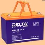 Delta HRL-X 12-75 Батарея для ибп - фото