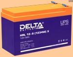 Delta HRL-X 12-9 (1234W) Батарея для ибп - фото