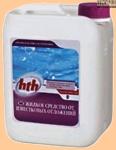 Жидкое средство от известковых отложений, 5 л (L800745H9) HTH (Франция) - фото