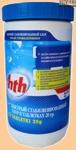 HTH,1.2кг,20гр Быстрый стабилизированный ударный хлор в таблетках ( С800611Н9) - фото