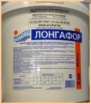 ЛОНГАФОР (табл 200г) медленный 5 кг (Химия для бассейна) - фото