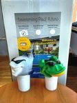 Биопоплавок, дозатор для бассейна с игрушкой+1шт Chemoform 200г - фото