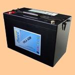 HZB 12-100L Аккумулятор для ибп Haze (12100) - фото