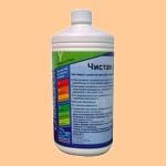 ЧИСТАЯ САУНА (SAUNAREINIGER) 1Л Chemoform (Химия для бассейна) - фото