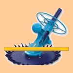 Mavix 4 Вакуумный полуавтоматический пылесос для бассейна - фото
