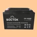 Аккумуляторная батарея к ибп (АКБ) CX-12100 для насосов и котлов - фото