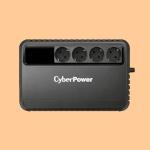 CyberPower BU850E Источник бесперебойного питания - фото